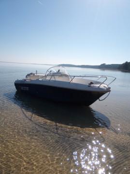 Location bateau Bénéteau Flyer 650 à Cazaux sur Samboat