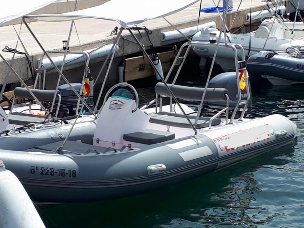 Rubberboot te huur in Formentera voor de beste prijs