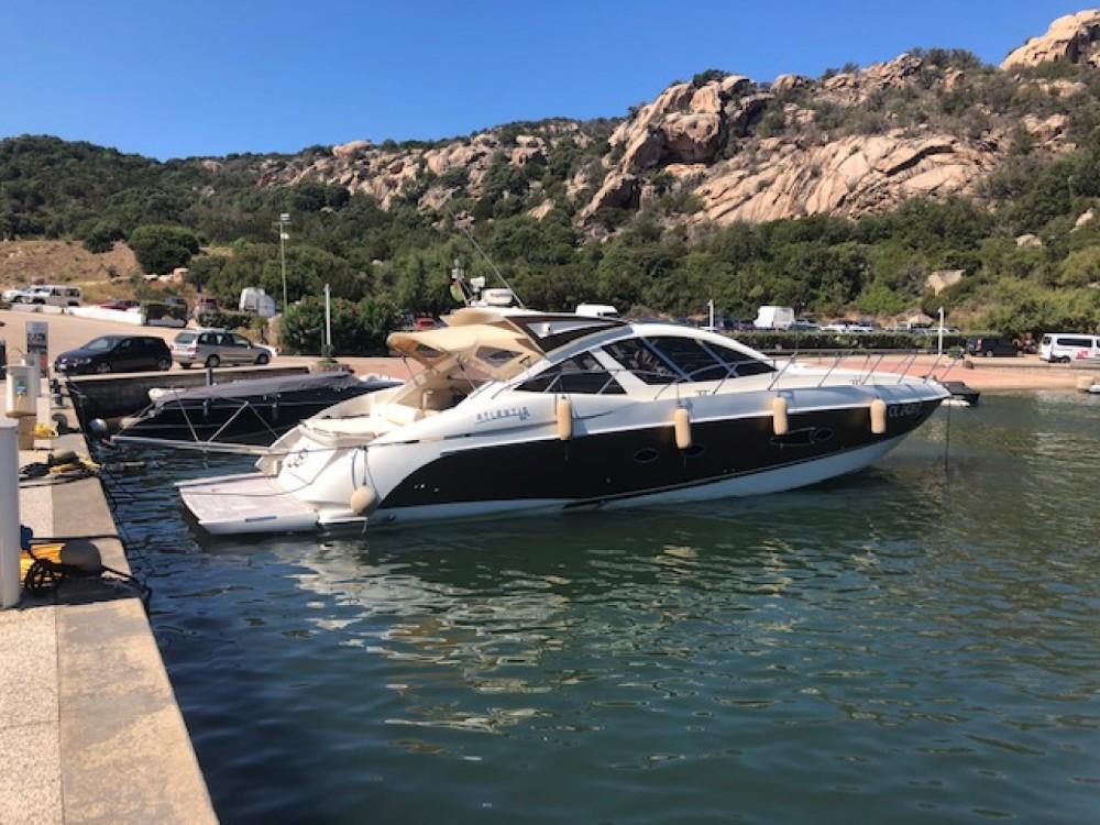 Rental Motor boat in Poltu Quatu - Azimut Atlantis 54