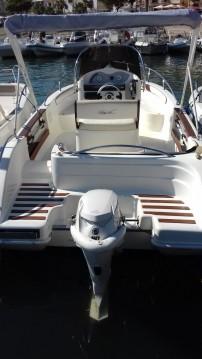 Location bateau Cantieri Ascari Prestige one à Castellammare del Golfo sur Samboat