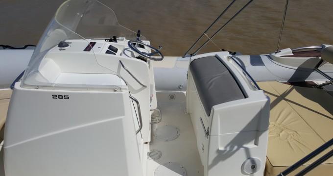 Location bateau Kelt Sea Hawk 285 à Palavas-les-Flots sur Samboat