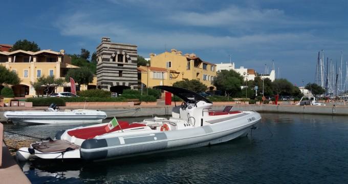 Location yacht à Porto Rotondo - Pirelli P1100 cabin sur SamBoat