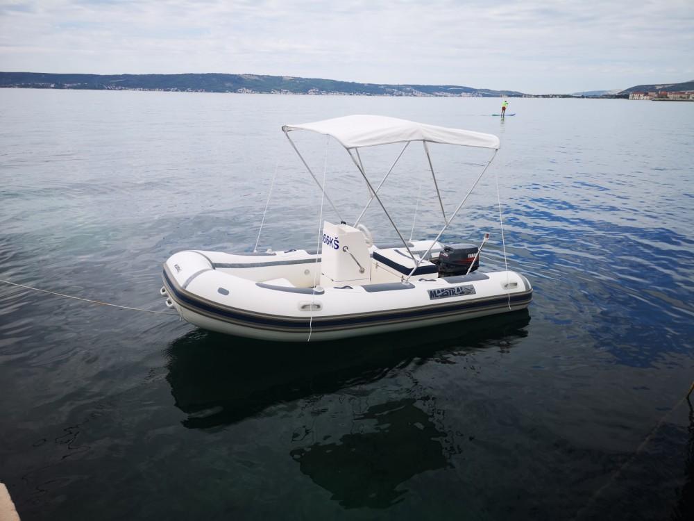 Boat rental Trogir cheap 380