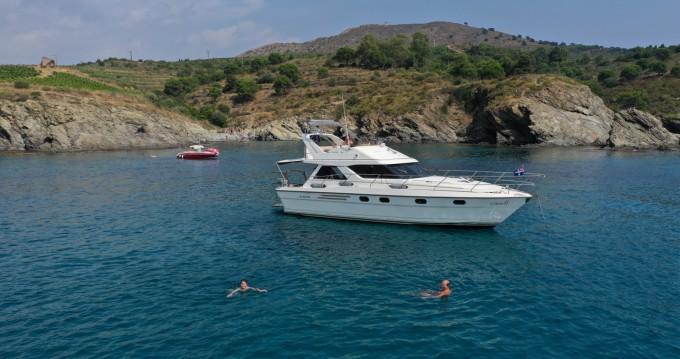 Location bateau Argelès-sur-Mer pas cher Princess  388