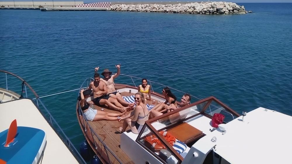 Location yacht à Monopoli - Gozzo semi cabinato Poppa quadra sur SamBoat
