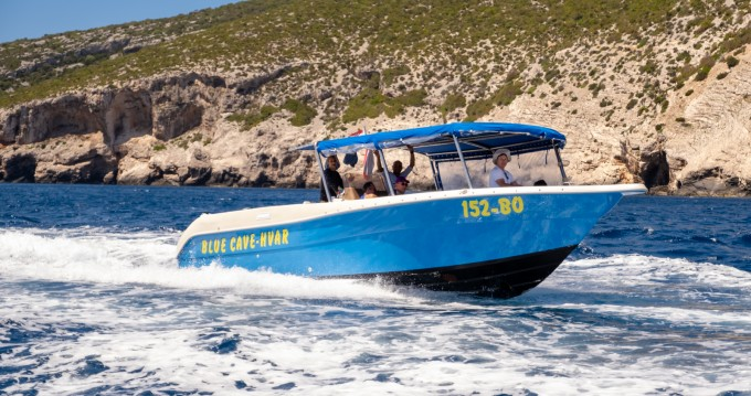 Location Bateau à moteur à Split - Enzo 35