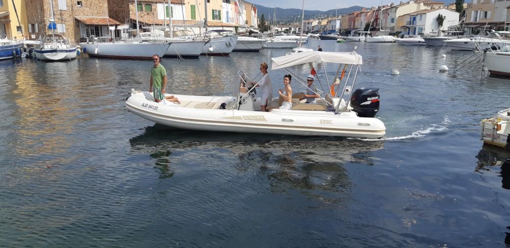 Boat rental Grimaud cheap Bsc65