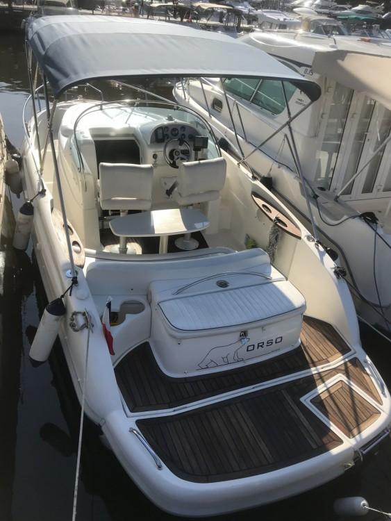 Location bateau Mandelieu-la-Napoule pas cher Rio 750 Day Cruiser