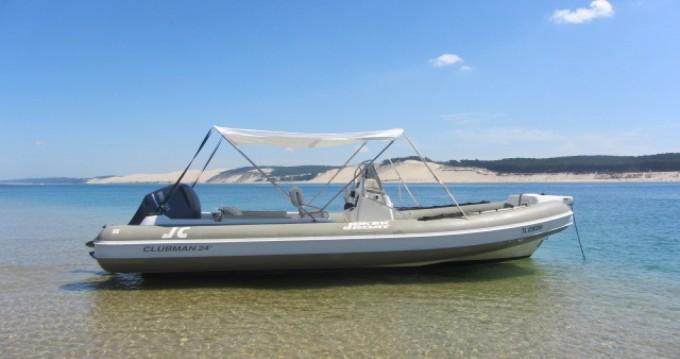 Joker Boat Clubman 24 entre particuliers et professionnel à Lège-Cap-Ferret