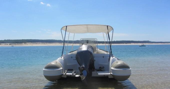 Louez un Joker Boat Clubman 24 à Lège-Cap-Ferret