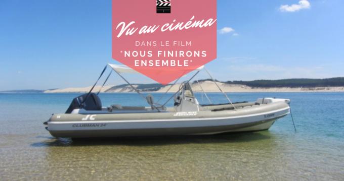 Location bateau Lège-Cap-Ferret pas cher Clubman 24