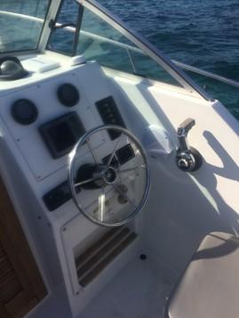 Location bateau Porto-Vecchio pas cher Sea Hawk 216