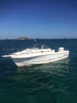 Location bateau Sea-Hawk Sea Hawk 216 à Porto-Vecchio sur Samboat