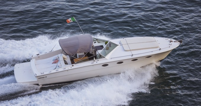 Location bateau Tornado Tornado 38 Flush Deck à Maiori sur Samboat