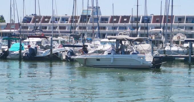Location bateau Mauguio pas cher Cap Ferret