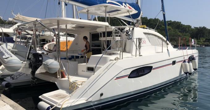 Louer Catamaran avec ou sans skipper Leopard à Perpignan