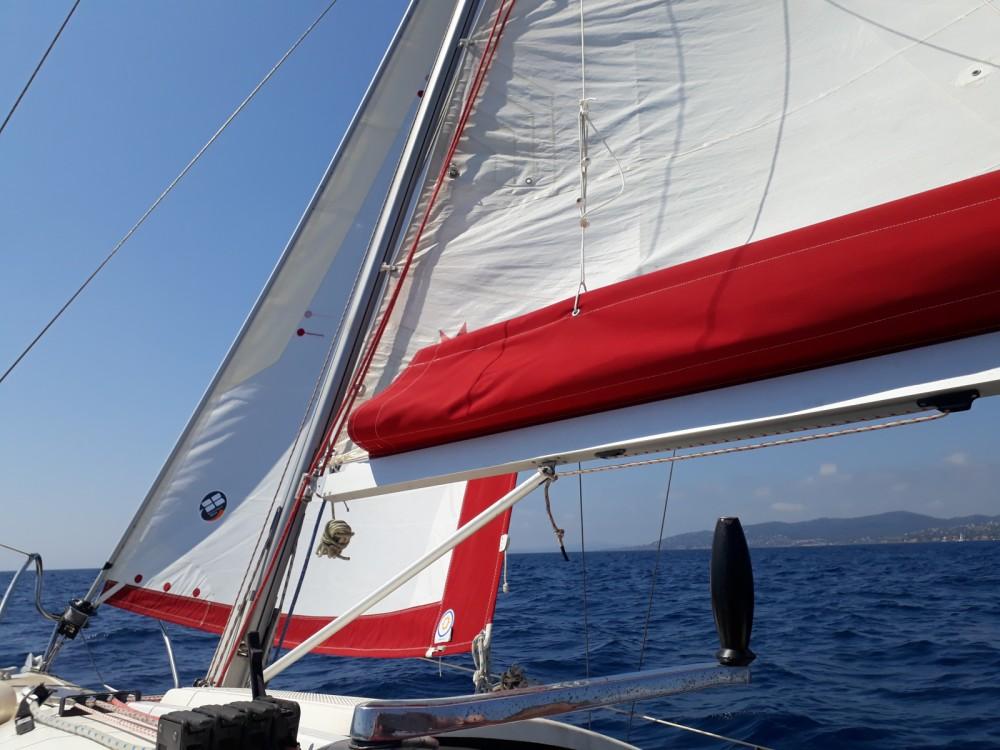 Location bateau Saint-Raphaël pas cher Etap 21 i