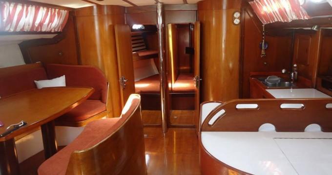 Location bateau Rhodes pas cher Atlantic 49