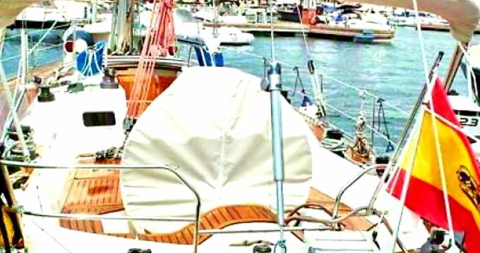Location Voilier à Puerto Marina Benalmadena - Mauritius 44
