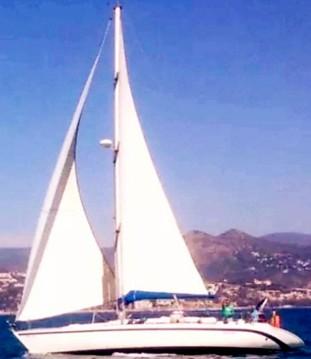 Louez un Mauritius 44 à Puerto Marina Benalmadena