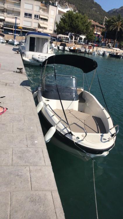 Rental yacht Balearic Islands - Quicksilver Activ 455 Open on SamBoat