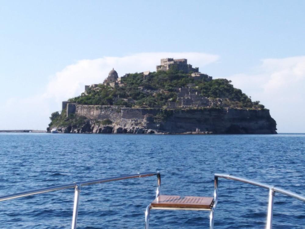 Noleggio Barca a motore con o senza skipper Fiart Napoli