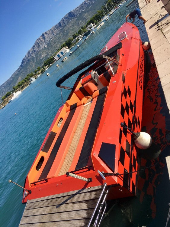 Location yacht à Split - Cougar 50 Cougar 50 sur SamBoat
