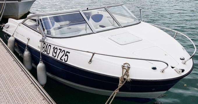 Location bateau Bayliner Bayliner 652 CU à Bayonne sur Samboat