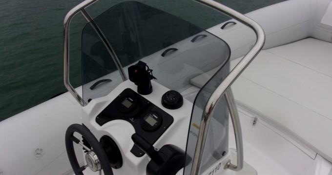 Location yacht à La Trinité-sur-Mer - Capelli Tempest 625 sur SamBoat