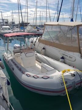 Location bateau Bwa Six One à Saint-Laurent-du-Var sur Samboat