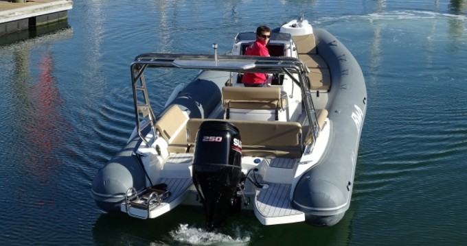 Louez un Bwa Sport 26 GTO à La Trinité-sur-Mer