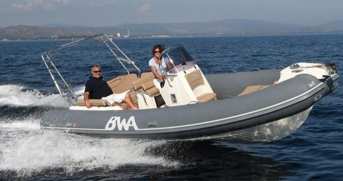 Location bateau La Trinité-sur-Mer pas cher Sport 22 GTO