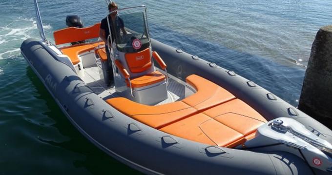 Location yacht à La Trinité-sur-Mer - Bwa Sport 28 GTc sur SamBoat
