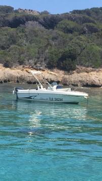 Location bateau Hyères pas cher Cap Camarat 515 Style
