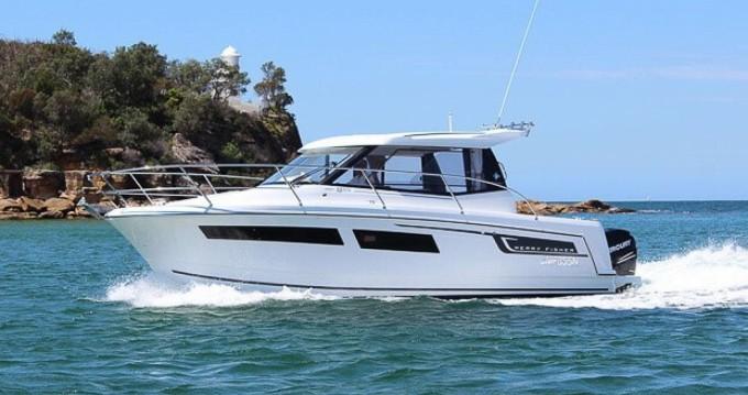 Location yacht à La Trinité-sur-Mer - Jeanneau Merry Fisher 855 sur SamBoat