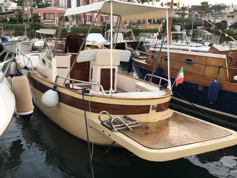 Boat rental Piano di Sorrento cheap southwind 750 sport
