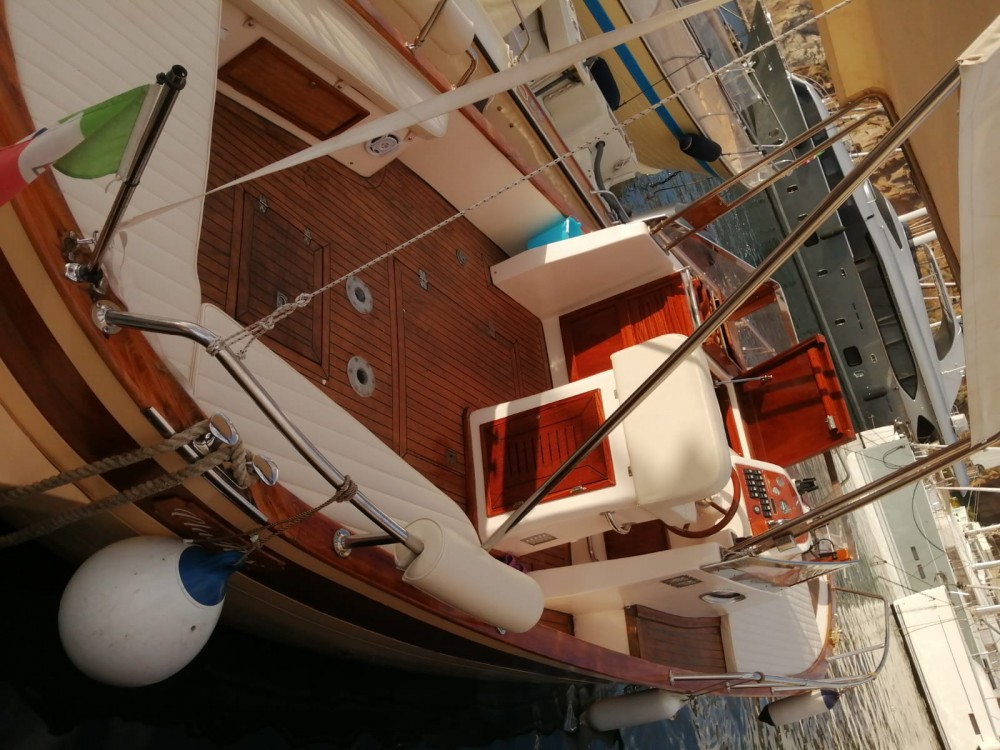 Rental Motor boat in Piano di Sorrento - Southwind2000 southwind 750 sport