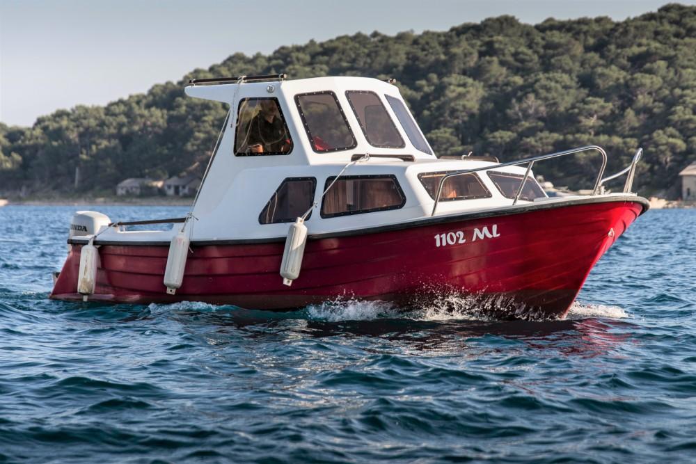 Louer Péniche avec ou sans skipper Kvarnerplastika à Mali Lošinj