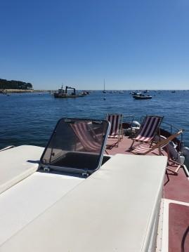 Location bateau Lège-Cap-Ferret pas cher 8,6m