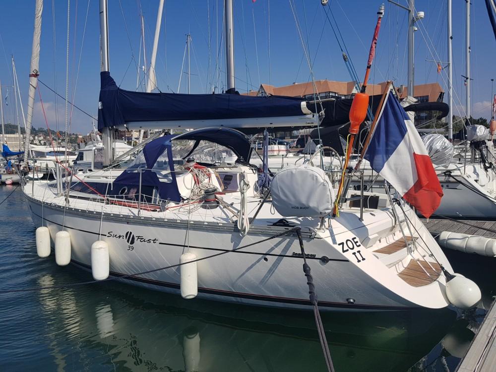 Location bateau Jeanneau Sun Fast 39 gte à Deauville sur Samboat