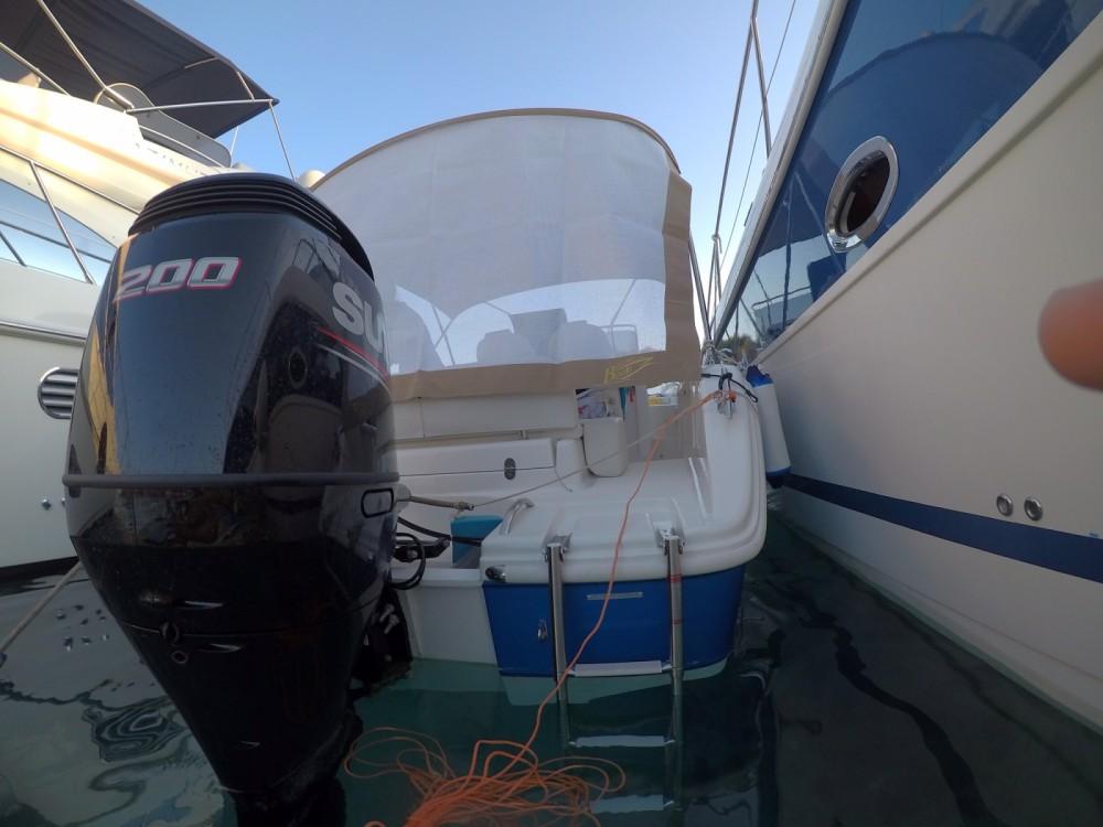 Focus motor boats Focus 23 entre particuliers et professionnel à Općina Bibinje