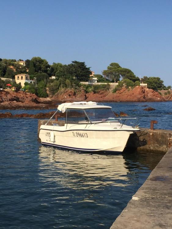 Ocqueteau Alienor 540 entre particuliers et professionnel à Saint-Raphaël