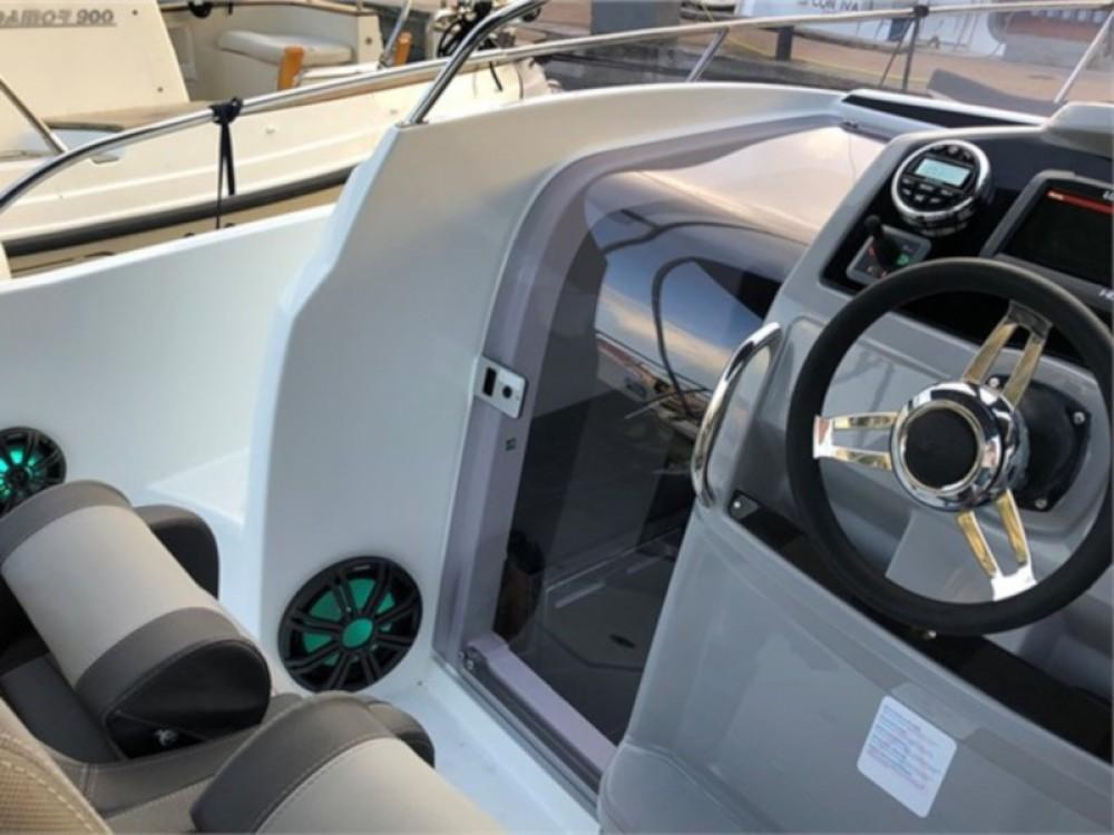 Boat rental Marina Zadar cheap Cap Camarat 7.5 WA Serie 2