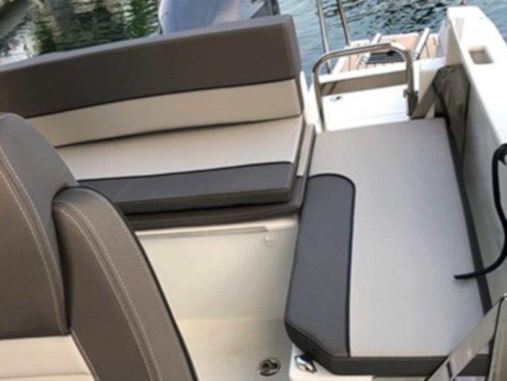 Rent a Jeanneau Cap Camarat 7.5 WA Serie 2 Marina Zadar