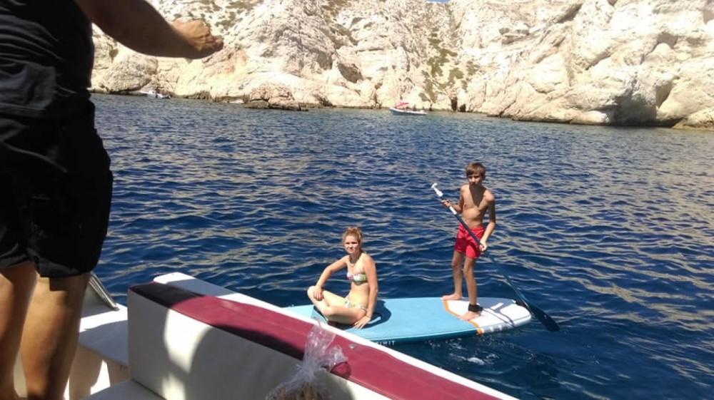 Jacht te huur in Marseille voor de beste prijs