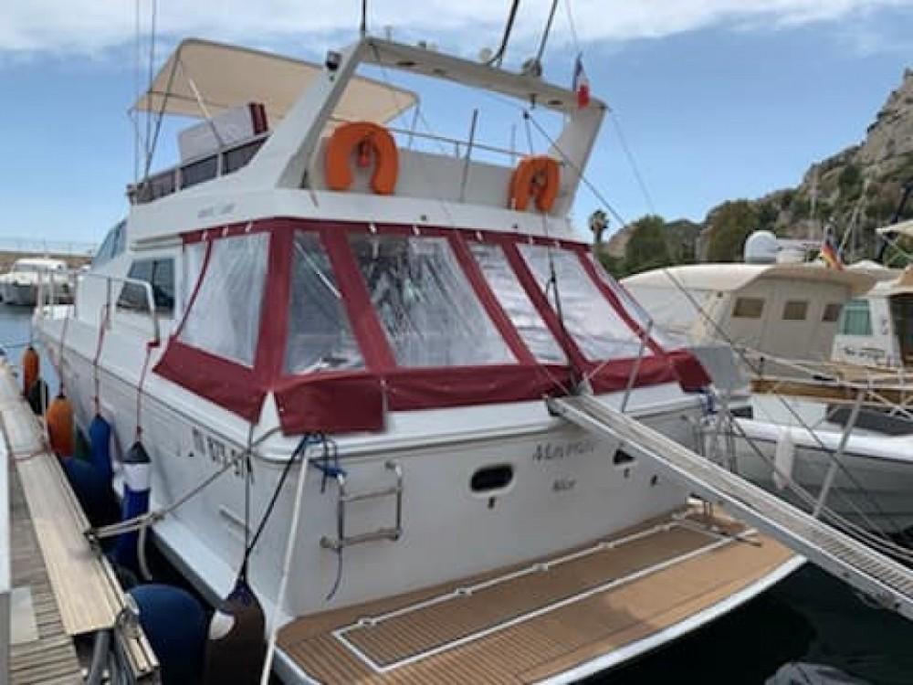 Jachthuur in Marseille - Ferretti Ferretti 52S Altura via SamBoat