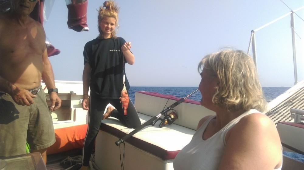 Bootverhuur Marseille goedkoop Ferretti 52S Altura