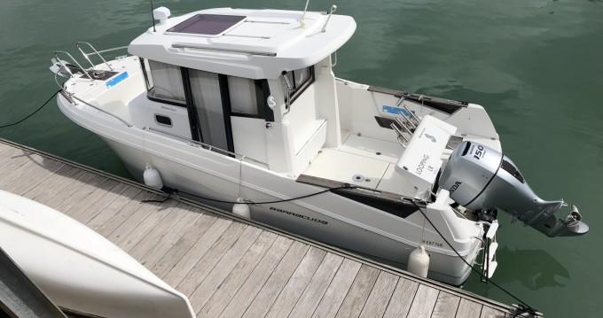 Location bateau Saint-Martin-de-Ré pas cher Barracuda 7