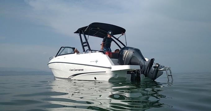 Location yacht à Sciez - Jeanneau Cap Camarat 6.5 BR sur SamBoat