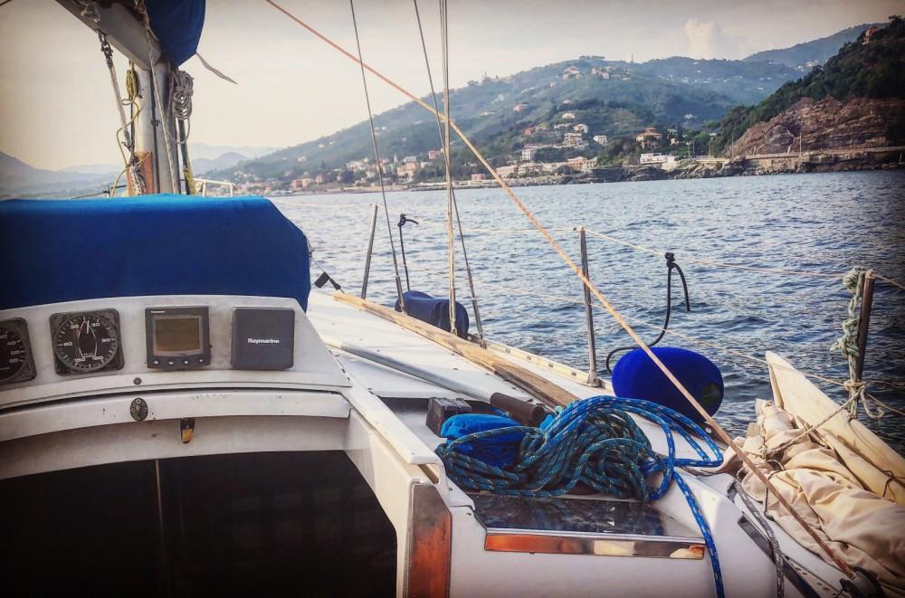 Huur Zeilboot met of zonder schipper Barberis in Lavagna